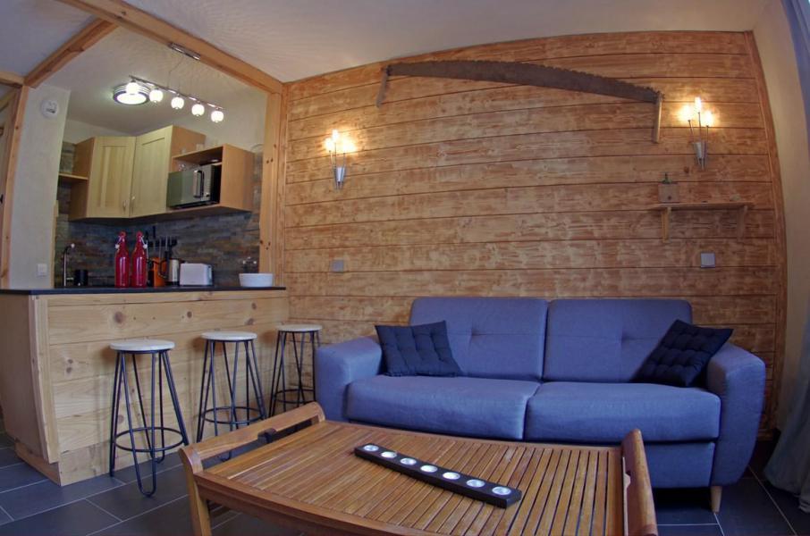 Wakacje w górach Apartament 3 pokojowy 4 osób (G394 n'est plus commercialisé) - Résidence Camarine - Valmorel - Pokój gościnny