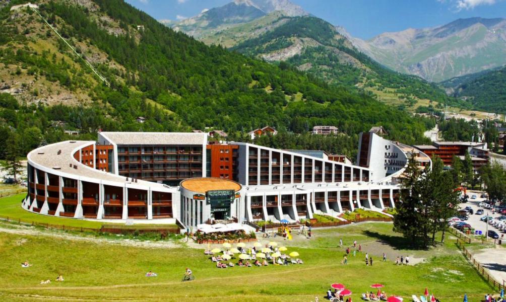 Vacances en montagne Résidence Campo Smith - Bardonecchia - Extérieur été