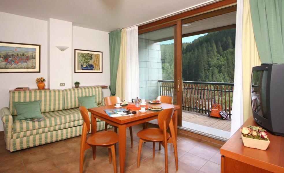 Vacances en montagne Résidence Campo Smith - Bardonecchia - Coin repas