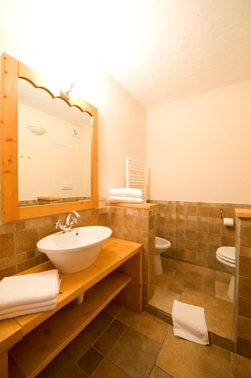 Vacances en montagne Résidence Campo Smith - Bardonecchia - Salle de bains