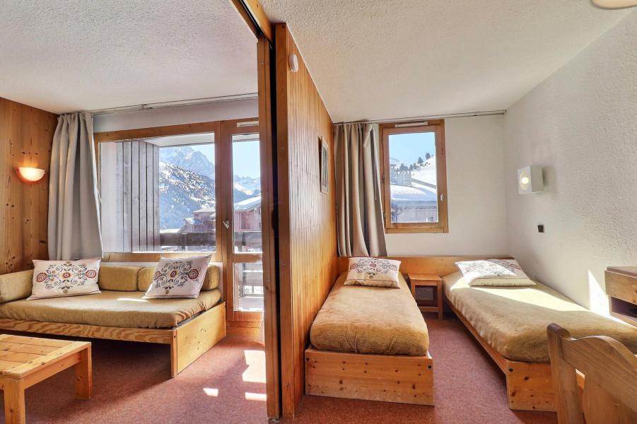 Vacances en montagne Appartement 1 pièces 4 personnes (B07) - Résidence Candide - Méribel-Mottaret - Séjour