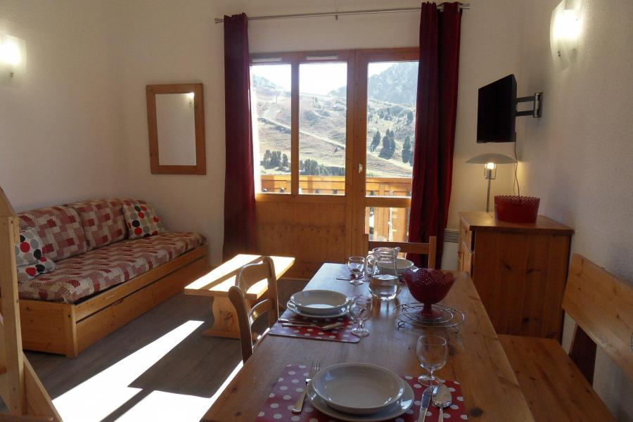 Wakacje w górach Apartament 2 pokojowy z antresolą 5 osób (48) - Résidence Carène - La Plagne