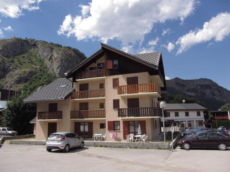 Аренда на лыжном курорте Résidence Carène - Valloire - летом под открытым небом