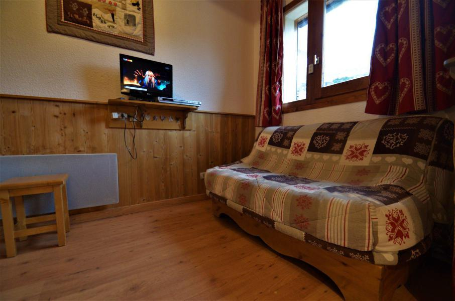 Vacances en montagne Studio cabine 4 personnes - Résidence Carlines - Les Menuires