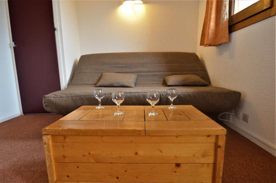 Vakantie in de bergen Studio 4 personen (52) - Résidence Carlines I - Les Menuires