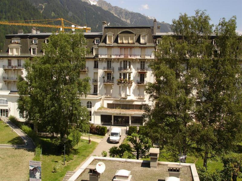 Vacanze in montagna Studio per 4 persone - Résidence Carlton - Chamonix - Esteriore estate