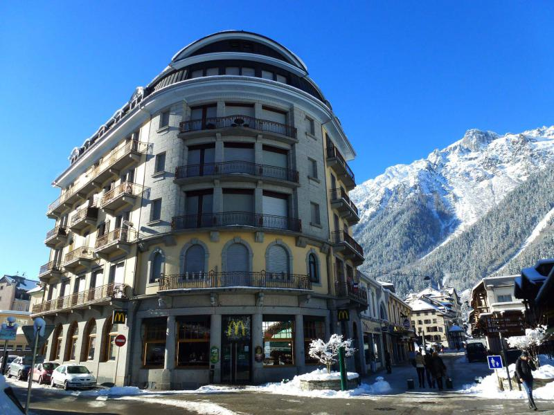 Vacances en montagne Résidence Carlton - Kira - Chamonix