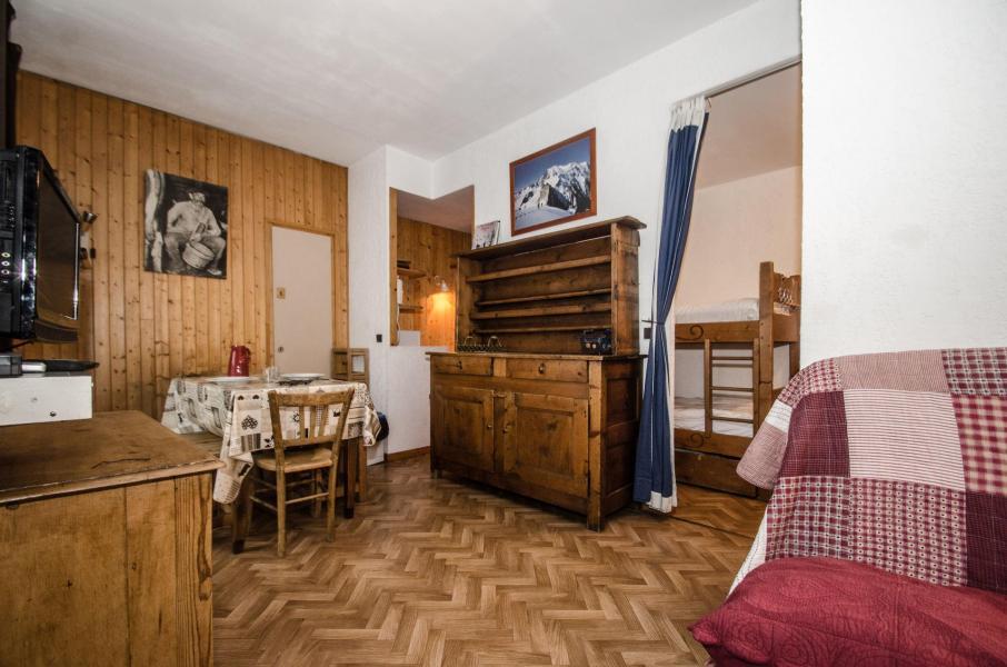 Vacanze in montagna Studio per 4 persone - Résidence Carlton - Chamonix - Soggiorno