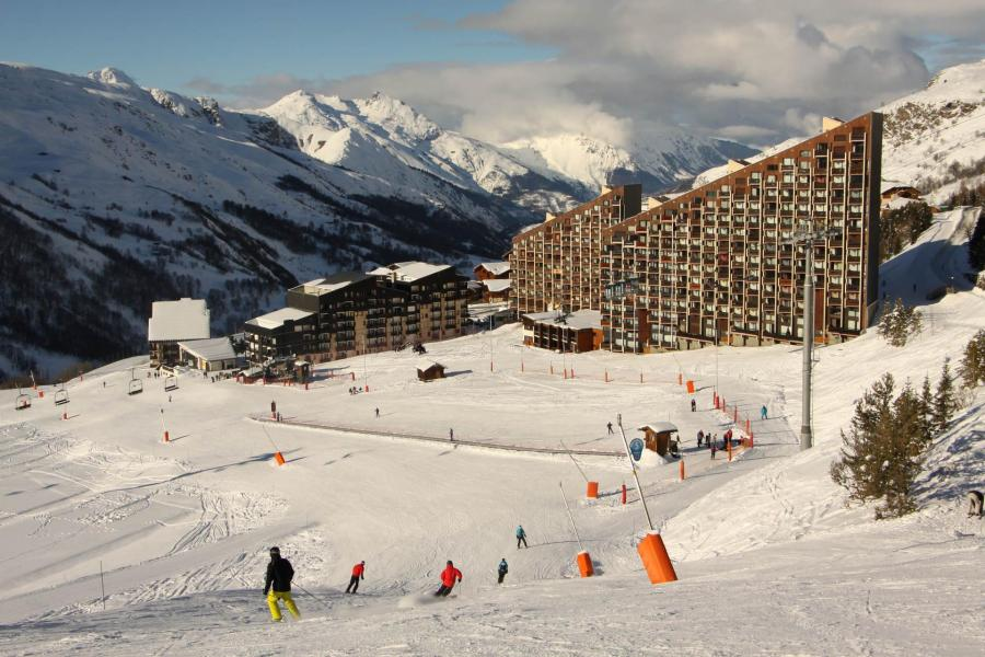 Vacances en montagne Résidence Caron - Les Menuires