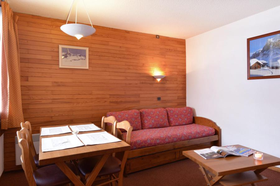 Holiday in mountain resort 2 room apartment 5 people (54) - Résidence Carroley B - La Plagne - Dining area