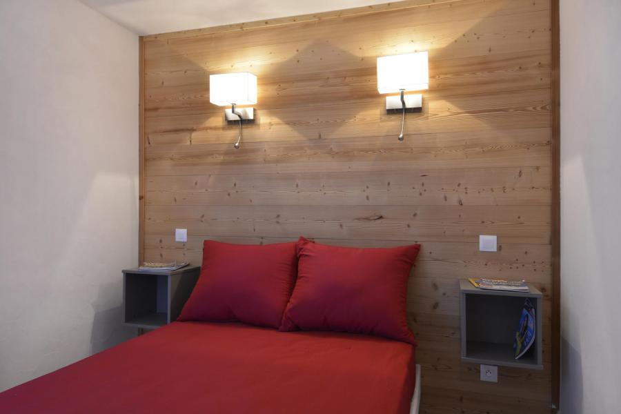 Holiday in mountain resort 2 room apartment 6 people (34) - Résidence Carroley B - La Plagne - Bedroom