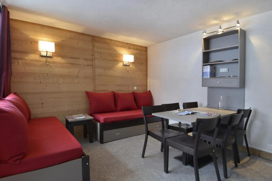 Holiday in mountain resort 2 room apartment 6 people (34) - Résidence Carroley B - La Plagne - Dining area