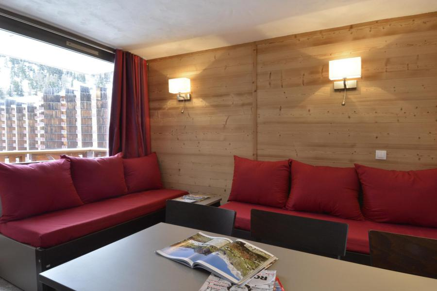 Holiday in mountain resort 2 room apartment 6 people (34) - Résidence Carroley B - La Plagne - Settee
