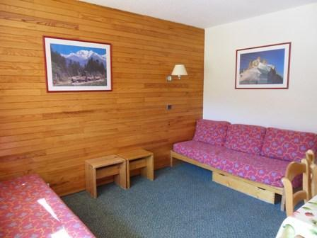 Holiday in mountain resort 2 room apartment 5 people (33) - Résidence Carroley B - La Plagne
