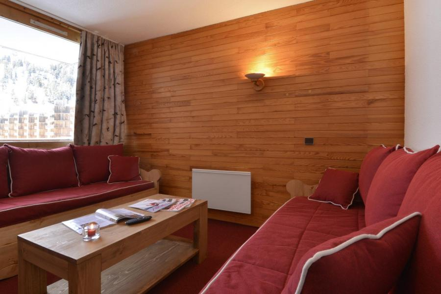 Holiday in mountain resort 2 room apartment 5 people (44) - Résidence Carroley B - La Plagne