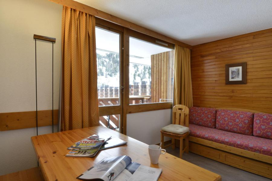 Holiday in mountain resort 2 room apartment 5 people (72) - Résidence Carroley B - La Plagne