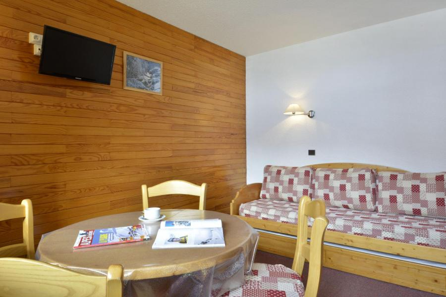 Holiday in mountain resort Studio 4 people (12) - Résidence Carroley B - La Plagne