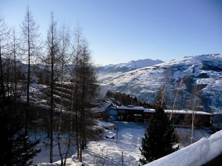 Vacances en montagne Studio coin montagne 5 personnes (635) - Résidence Cascade - Les Arcs