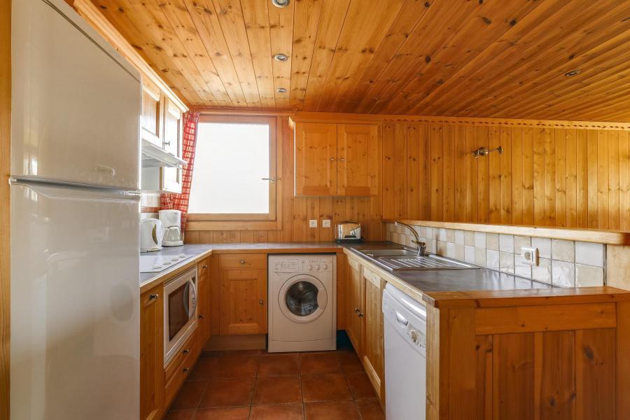 Vacances en montagne Appartement 2 pièces 5 personnes (549) - Résidence Cascade - Les Arcs
