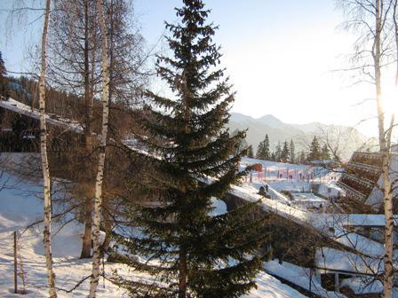 Vacances en montagne Studio 4 personnes (655) - Résidence Cascade - Les Arcs