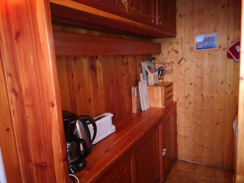 Vacances en montagne Appartement 2 pièces cabine 7 personnes (679R) - Résidence Cascade - Les Arcs