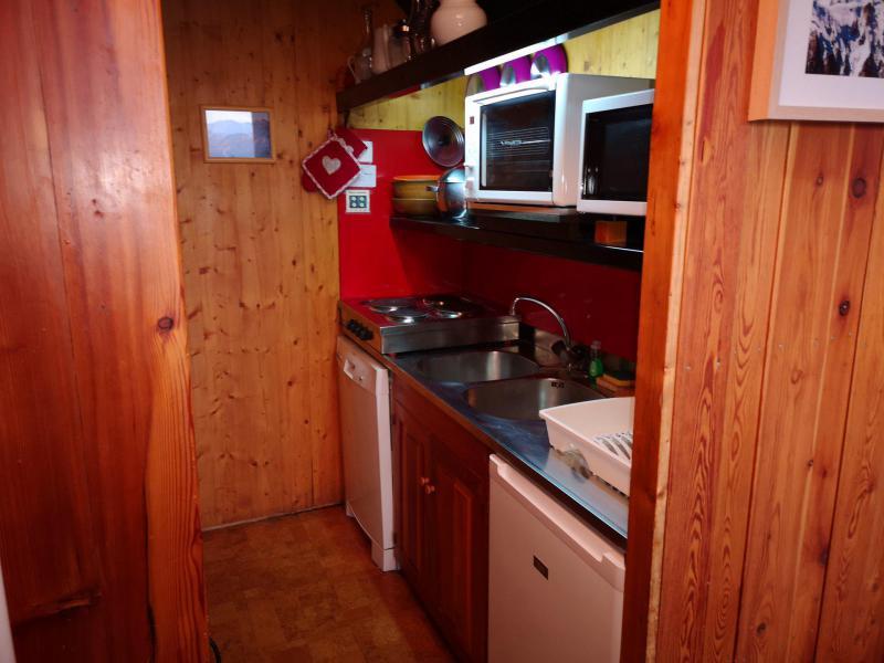 Vacances en montagne Appartement 2 pièces cabine 7 personnes (679R) - Résidence Cascade - Les Arcs - Logement