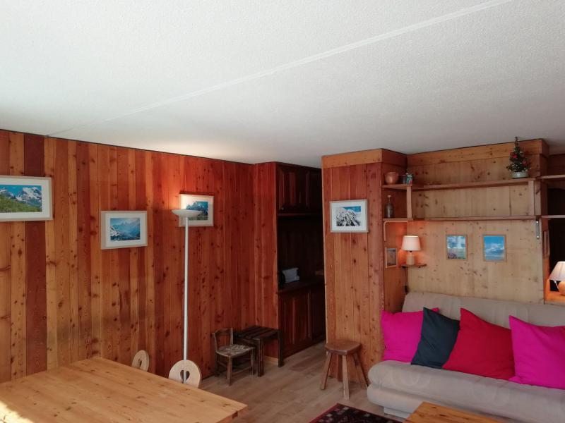 Vacances en montagne Appartement 2 pièces cabine 7 personnes (679R) - Résidence Cascade - Les Arcs - Séjour