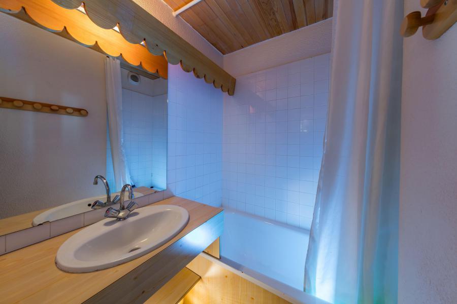 Urlaub in den Bergen Résidence Castor et Pollux - Risoul - Badezimmer