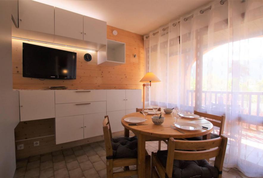 Vacances en montagne Studio coin montagne 4 personnes (211) - Résidence Central Parc 1b - Serre Chevalier