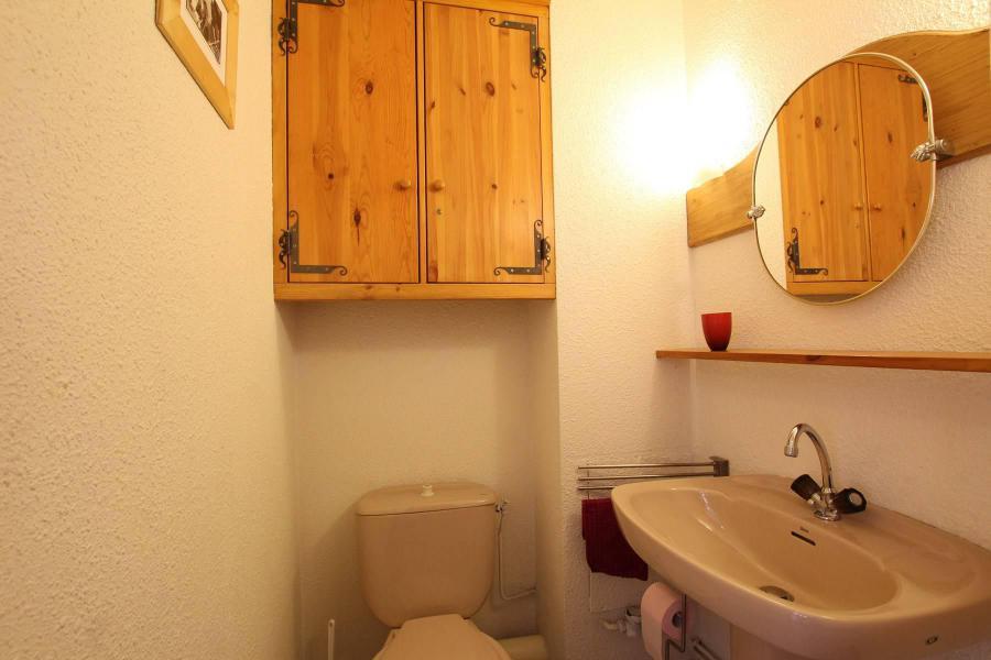 Vacances en montagne Appartement 2 pièces coin montagne 6 personnes (202) - Résidence Central Parc 2 - Serre Chevalier