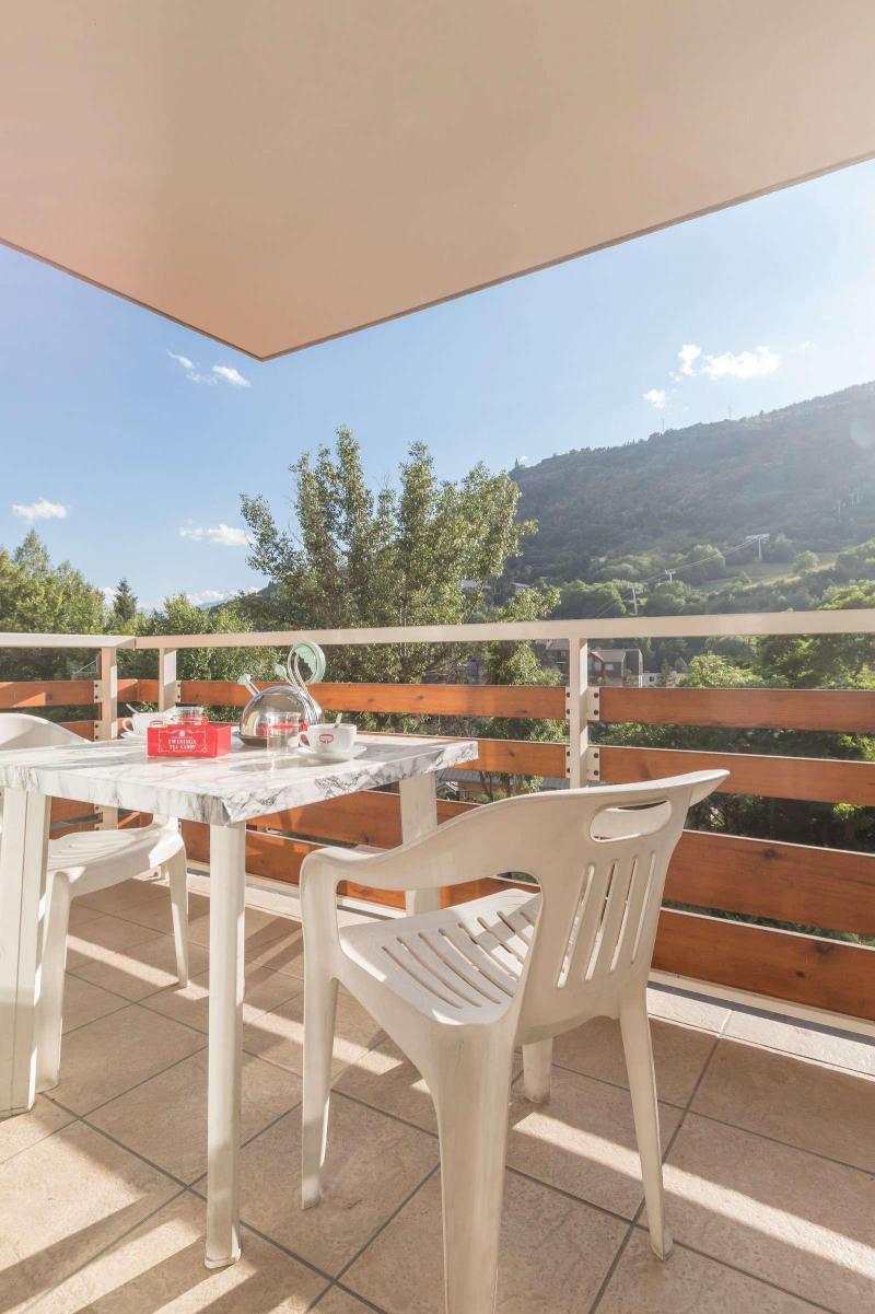 Vacances en montagne Appartement 2 pièces 4 personnes (21) - Résidence Central Parc Neige B - Serre Chevalier