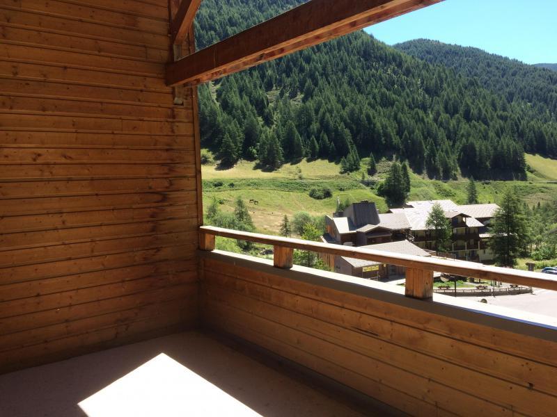 Каникулы в горах Résidence Central Park - Val d'Allos - летом под открытым небом