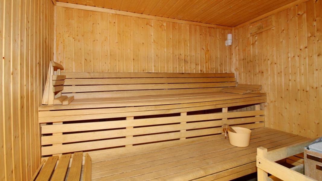 Wakacje w górach Résidence Central Park - Val d'Allos - Sauna
