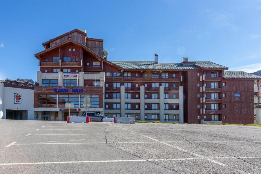 Ski verhuur Appartement 2 kamers 5 personen (201) - Résidence Cervin - La Plagne - Buiten zomer