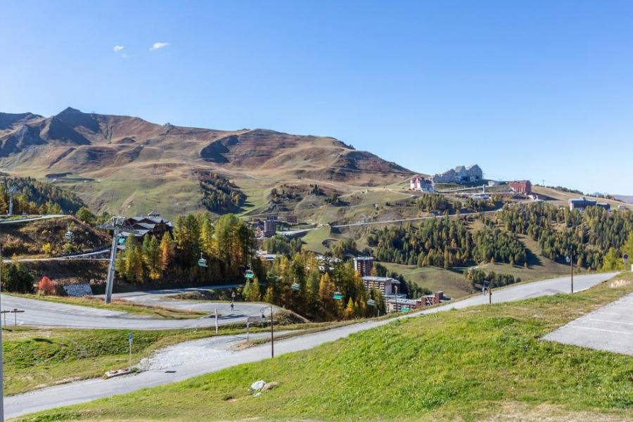 Location au ski Appartement 2 pièces 5 personnes (201) - Résidence Cervin - La Plagne - Extérieur été