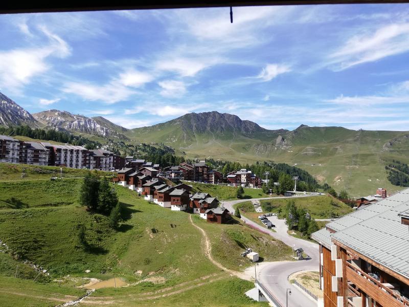 Location au ski Appartement duplex 3 pièces cabine 6 personnes (612) - Résidence Cervin - La Plagne - Extérieur été