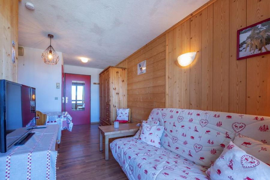Vacances en montagne Appartement 2 pièces 5 personnes (201) - Résidence Cervin - La Plagne - Logement