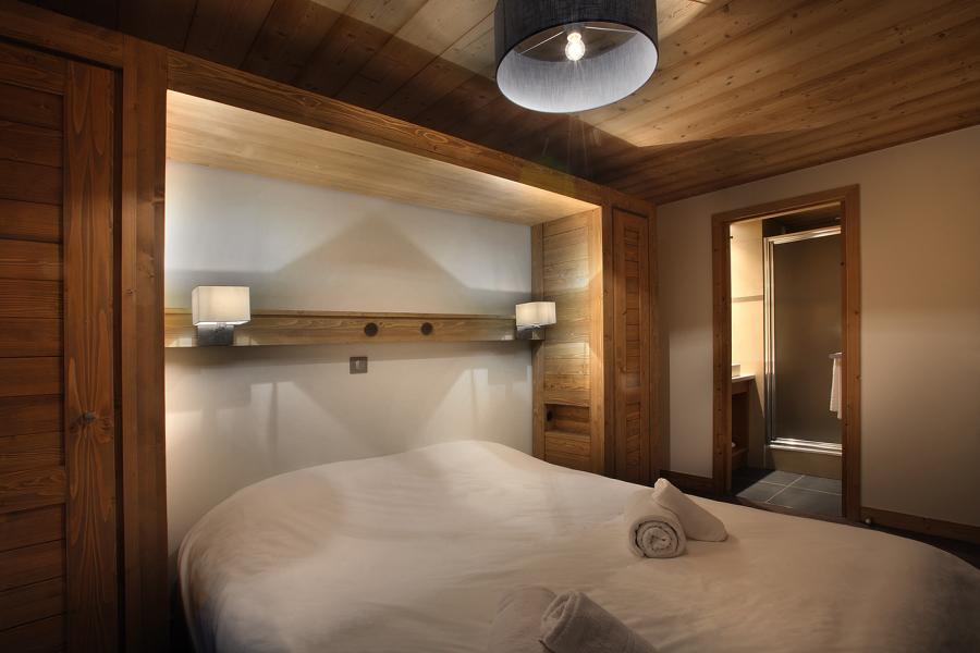 Vacaciones en montaña Résidence Chalet des Neiges Arolles - Les Arcs - Habitación