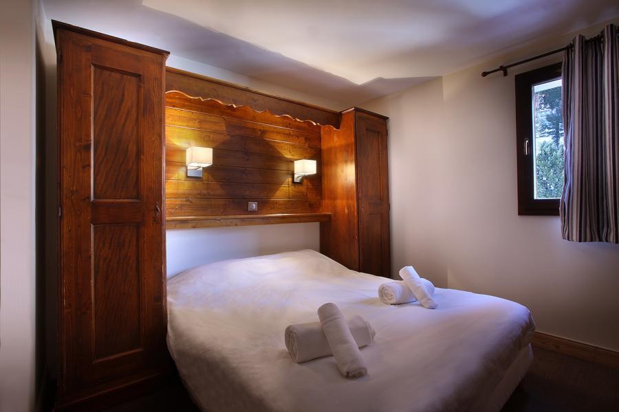Urlaub in den Bergen Résidence Chalet des Neiges Arolles - Les Arcs - Schlafzimmer
