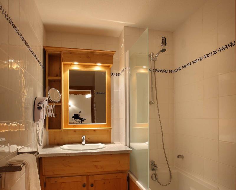 Urlaub in den Bergen Résidence Chalet des Neiges - Oz en Oisans - Badezimmer