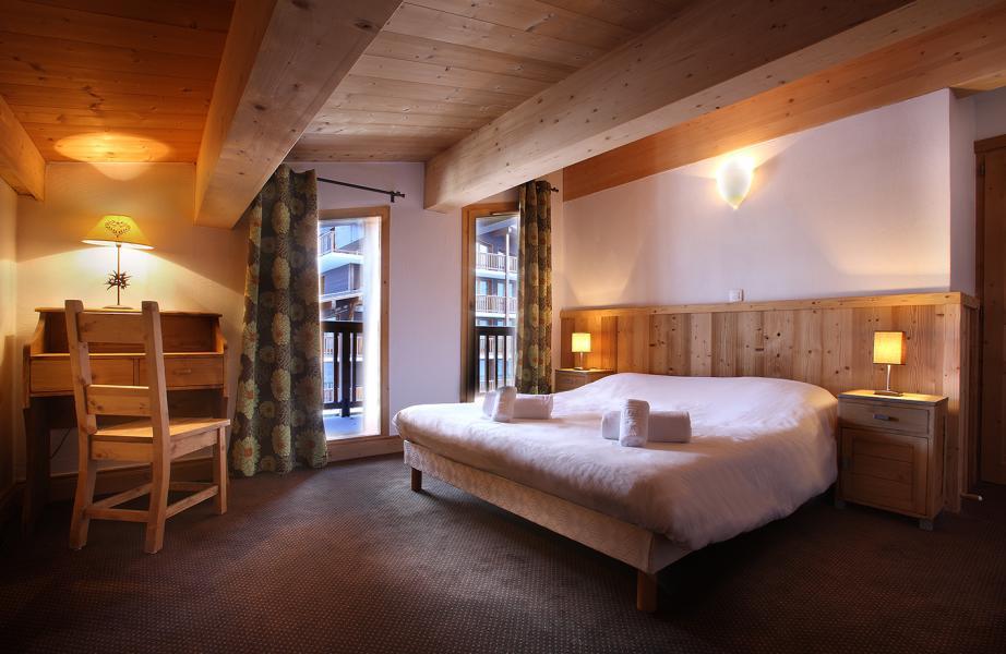 Vakantie in de bergen Résidence Chalet des Neiges Cîme des Arcs - Les Arcs - Kamer