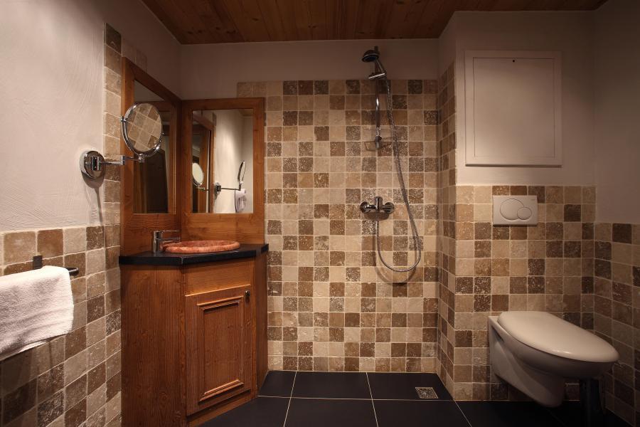 Vacances en montagne Résidence Chalet des Neiges Cîme des Arcs - Les Arcs - Salle de bains