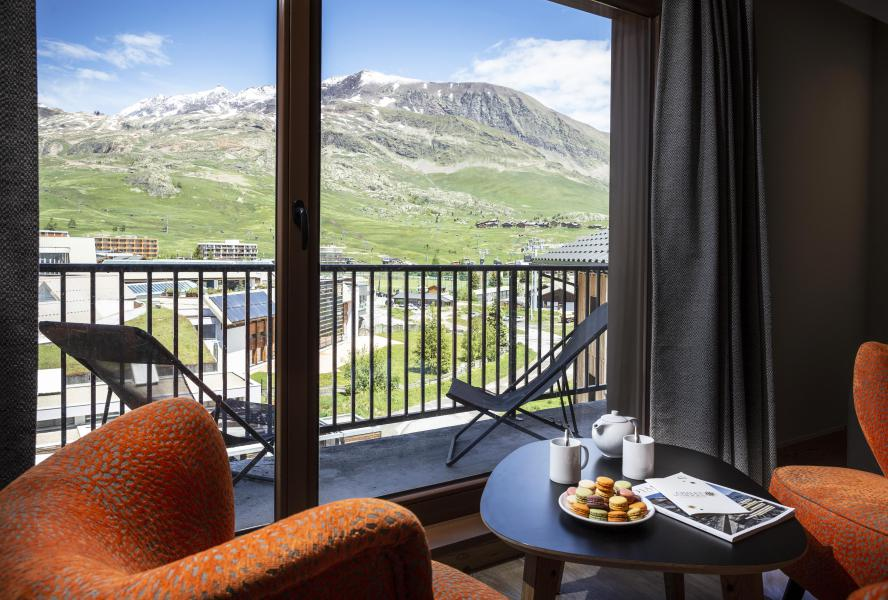 Vacances en montagne Résidence Chalet des Neiges Daria-I Nor - Alpe d'Huez - Fauteuil