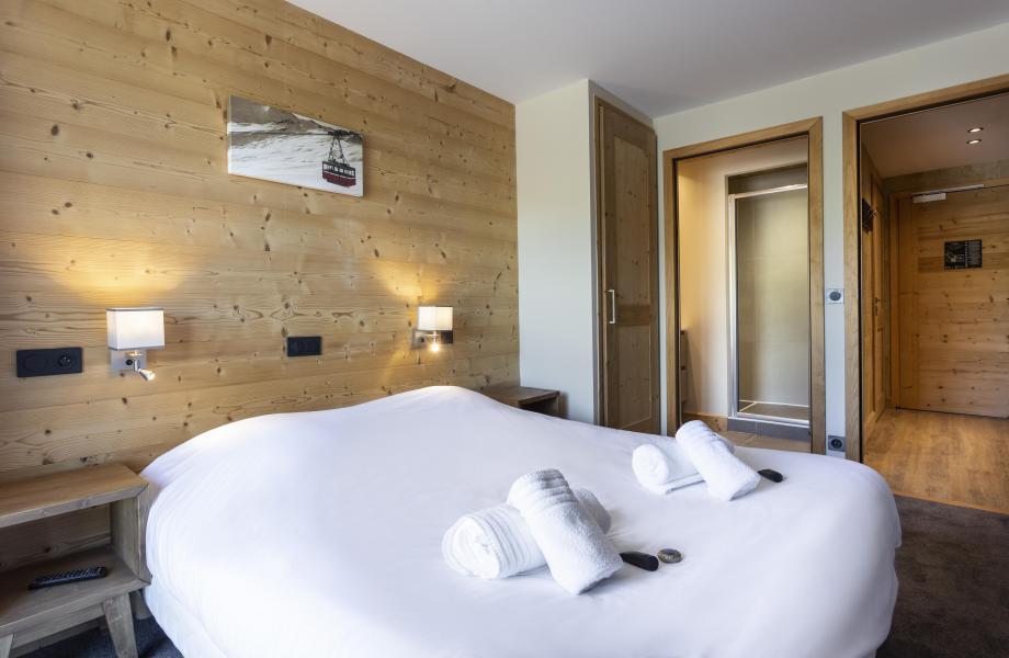 Urlaub in den Bergen Résidence Chalet des Neiges Daria-I Nor - Alpe d'Huez - Schlafzimmer