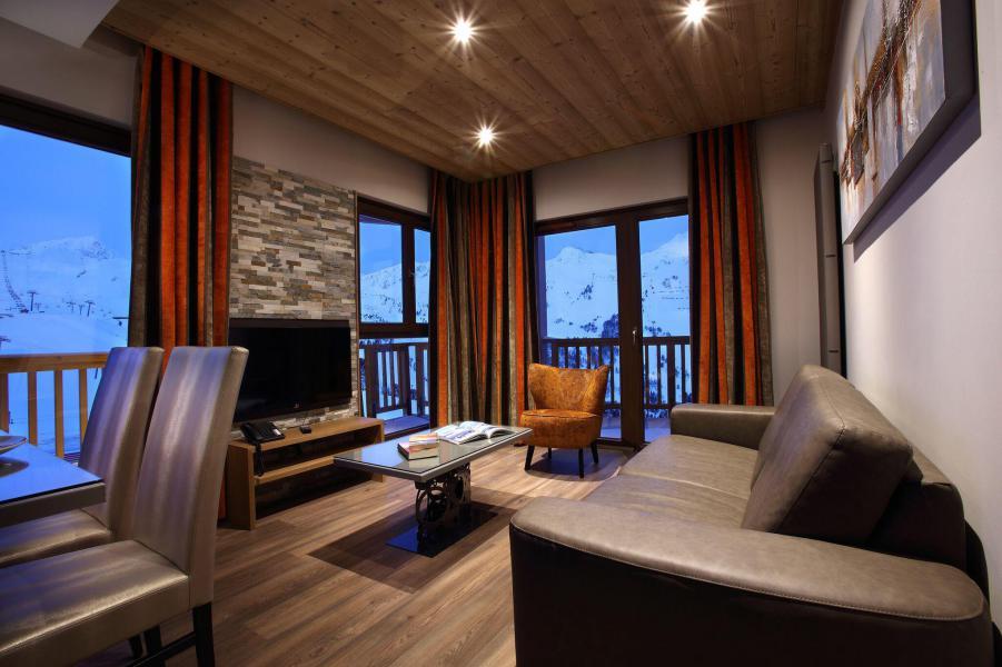 Vacances en montagne Résidence Chalet des Neiges Daria-I Nor - Alpe d'Huez - Séjour