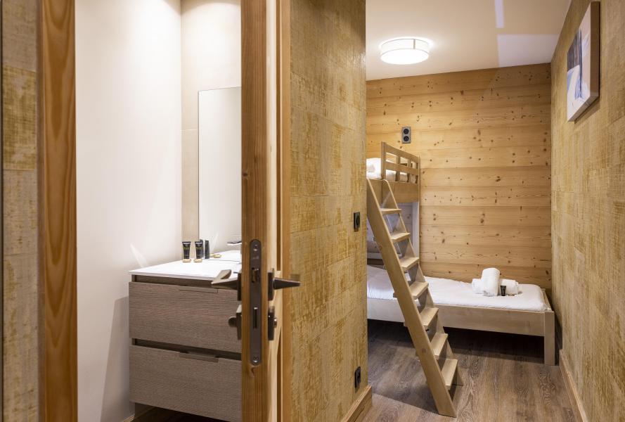 Urlaub in den Bergen Résidence Chalet des Neiges Daria-I Nor - Alpe d'Huez - Waschräume