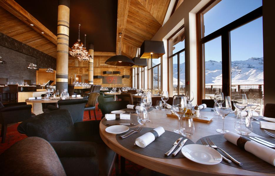 Vacances en montagne Résidence Chalet des Neiges Koh-I Nor - Val Thorens -