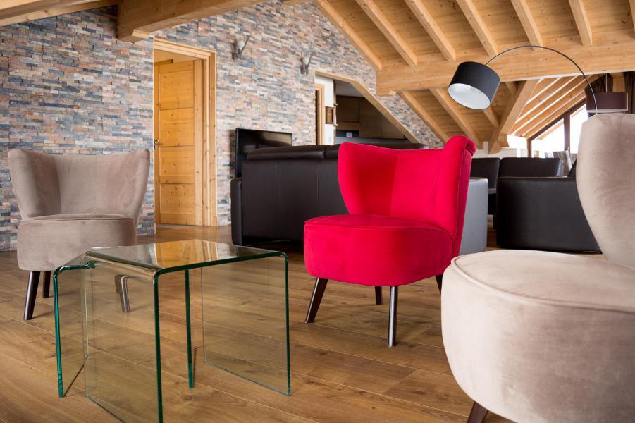 Vacances en montagne Appartement 5 pièces 8 personnes (Exclusive) - Résidence Chalet des Neiges Koh-I Nor - Val Thorens - Logement