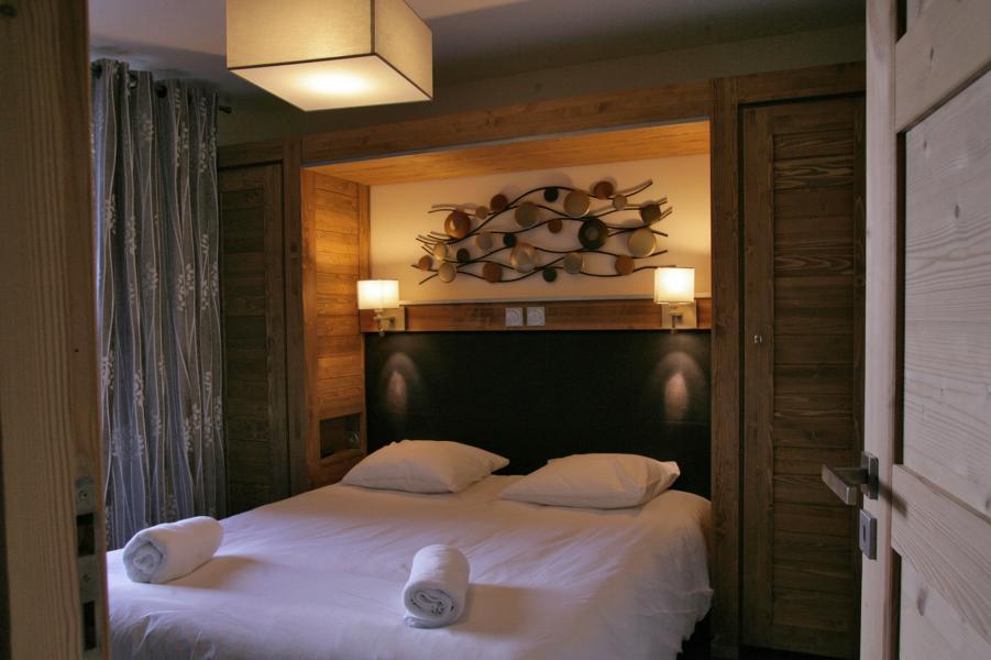 Holiday in mountain resort Résidence Chalet des Neiges Koh-I Nor - Val Thorens - Bedroom