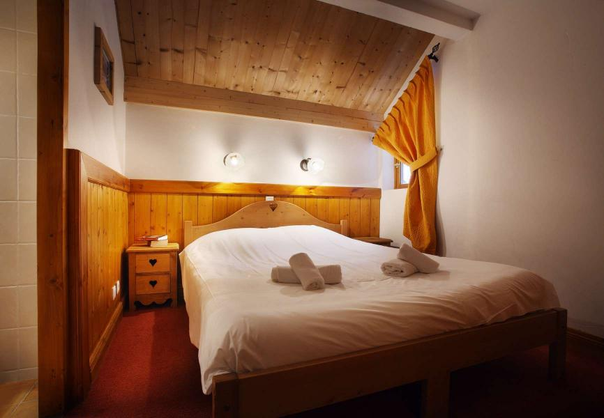 Urlaub in den Bergen Résidence Chalet des Neiges - Oz en Oisans - Mansardenzimmer